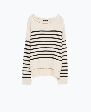Sailor stripe sweater. http://bit.ly/1vpWtZj