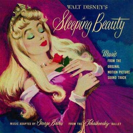 DisneySleepingBeauty1959LPFront1