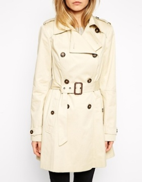 Classic trench. http://bit.ly/1vpVt7F