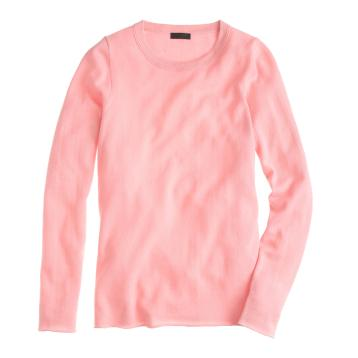 Light layering sweater. http://bit.ly/181hh3Z