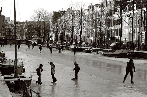 Frozen_Prinsengracht