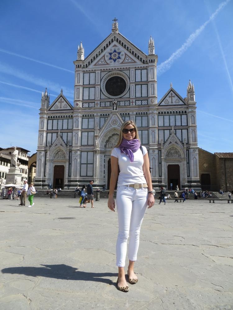Basilica Santa Croce.