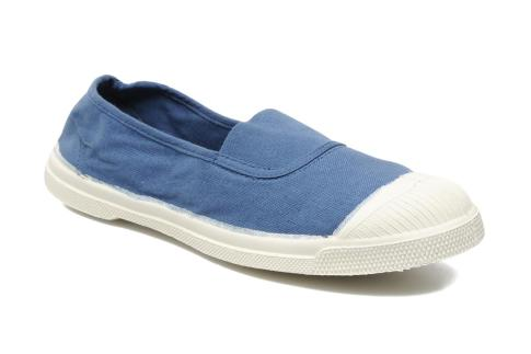 Bensimon ($35). http://bit.ly/1IcVaHK *Been wearing these since I was 7 and there is no lighter, more versatile sneaker if you are short on suitcase space.
