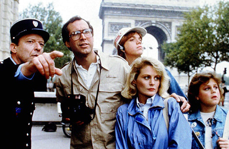 Have you seen European Vacation? Those Griswolds. Yikes.