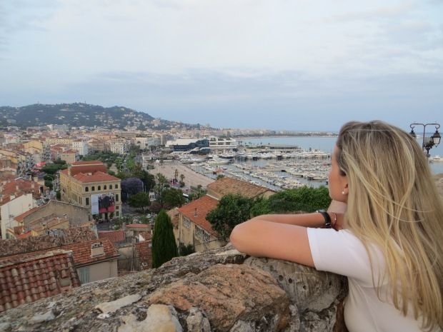 Did you have a lovely weekend? We explored the French Riviera.