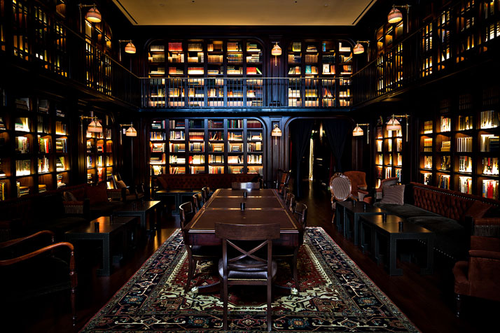 The Nomad Hotel in Manhattan, New York.