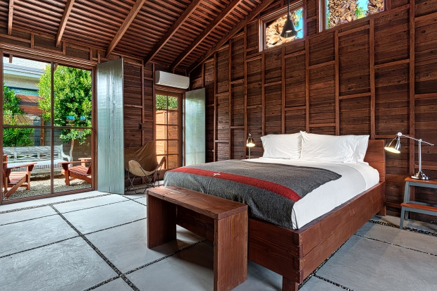 Sparrows Lodge in Palm Springs, California.