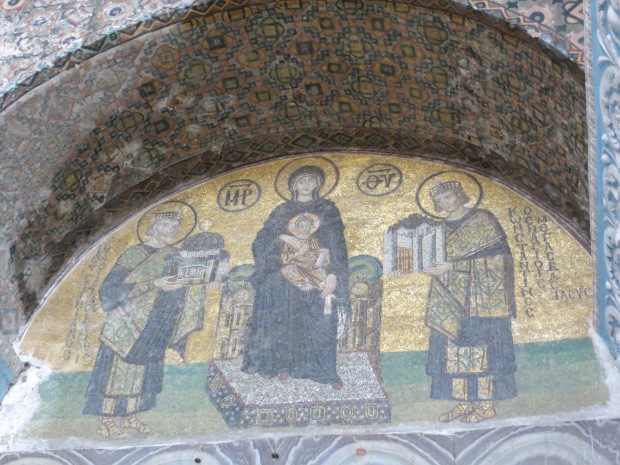 Ancient Istanbul The Hagia Sophia Bakersfield Blonde